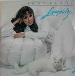 JANE DUBOC - Languidez - LP