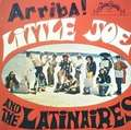 LITTLE JOE AND THE LATINAIRES - Arriba - LP