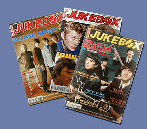 ABONNEMENT JUKE BOX MAGAZINE FRANCE M�TROPOLITAINE MAGAZINE - JUKEBOXMAG.COM