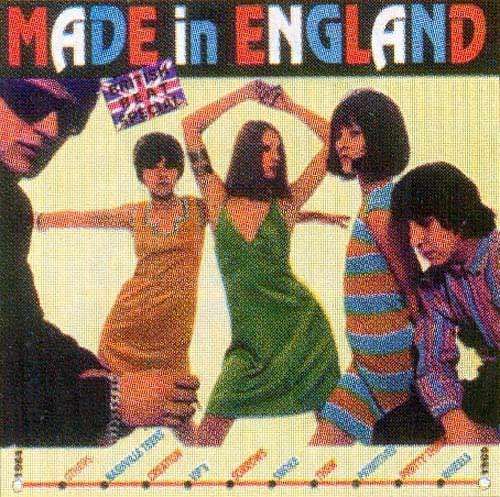 MADE IN ENGLAND BRITISH BEAT SPECIAL 1964-69 CD - JUKEBOXMAG.COM