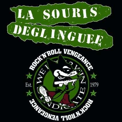 SOURIS DEGLINGUEE Rock n roll vengeance - KID 1/2 year