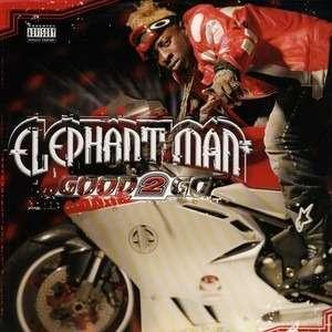 ELEPHANT MAN GOOD 2 GO (2xlp)