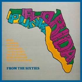 VARIOUS ARTISTS FLORIDA PUNK FROM THE SIXTIES (cd)