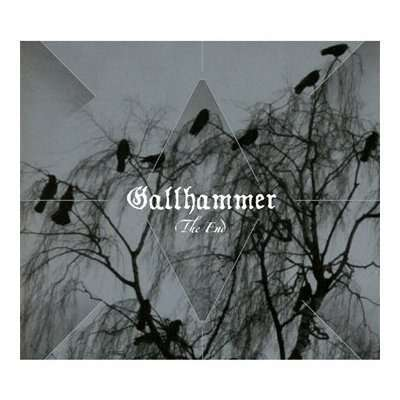 Gallhammer the end (cd)