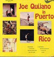 Joe Quijano In Puerto Rico
