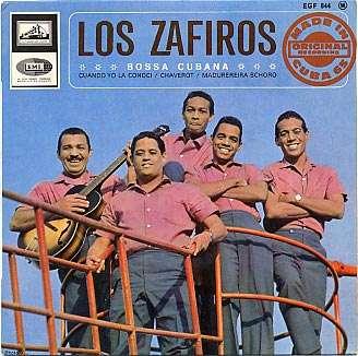 los zafiros bossa cubana (+3)