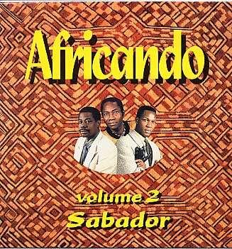 sabador by africando lp with afrocuban ref 2300003770