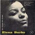 ELENA BURKE - le chant de cuba