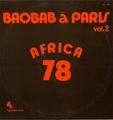 ORCHESTRE DU BAOBAB - baobab a paris vol. 2