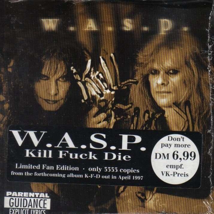 wasp kill fuck die