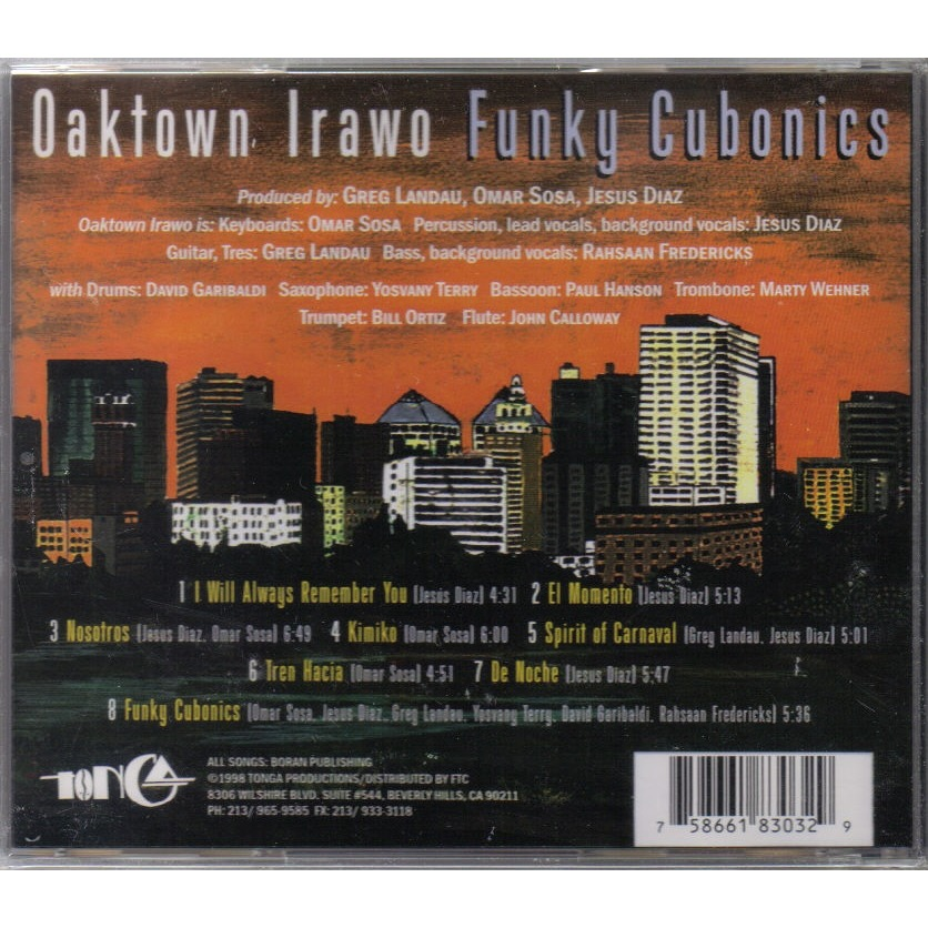 oaktown latin singles Hot latin songs (formerly hot latin tracks and hot latin 50) is a record chart in the united states for latin singles, published weekly by billboard magazine.