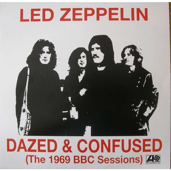Dazed Amp Confused 1969 Bbc Sessions By Led Zeppelin Lp