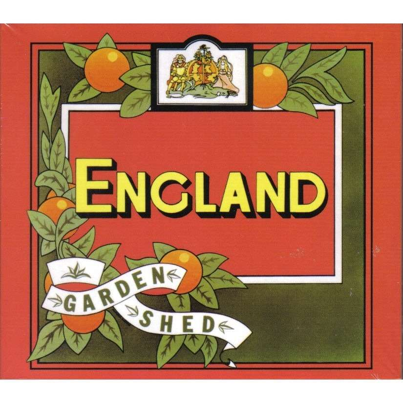 Garden Shed By England Cd With Ald93 Ref 114700702