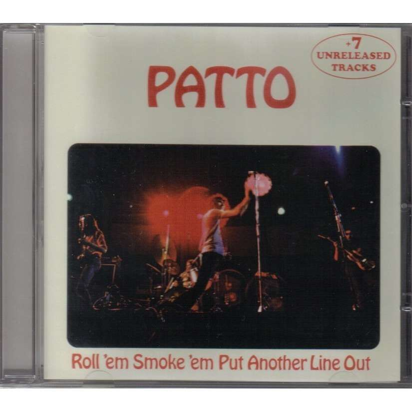 patto roll'em smoke 'em put another line out