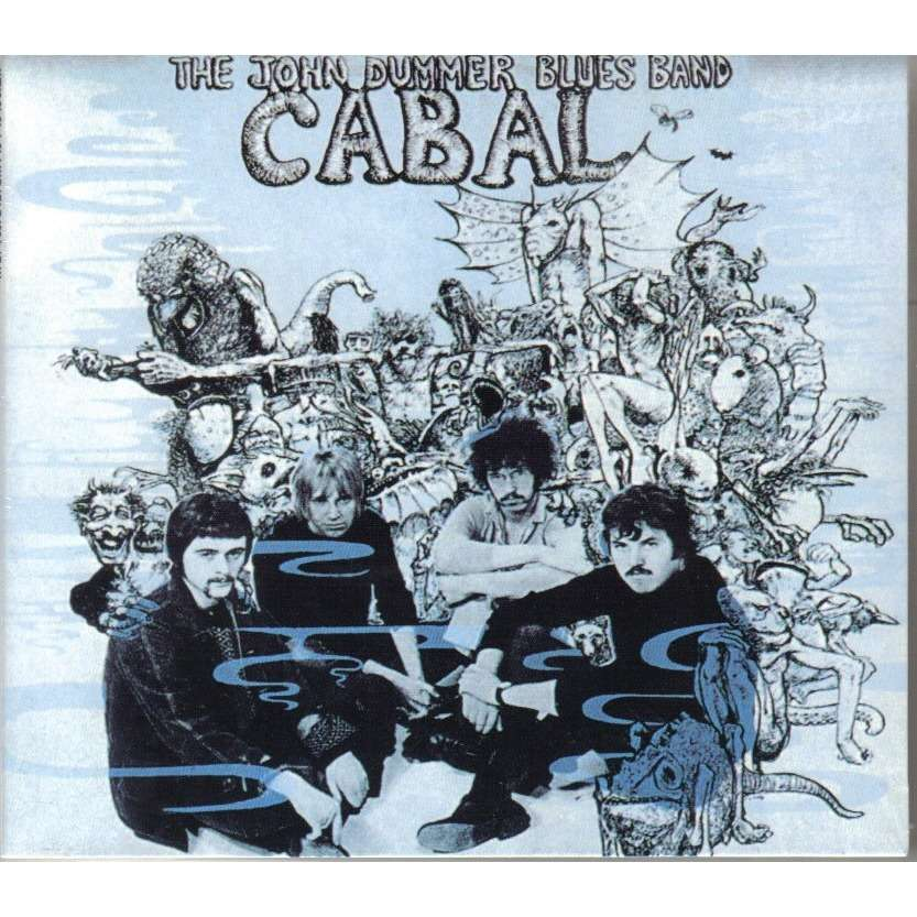 Cabal/John Dummer Band (2in2)