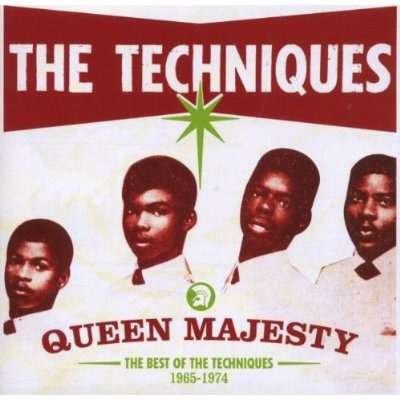 Queen Majesty The Best Of The Techniques 1965 1974 By