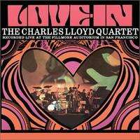 Charles Lloyd Love-in: Live at the Fillmore auditorium in San Francisco
