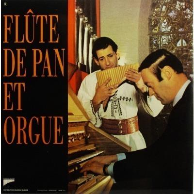 Improvisations pour flûte de pan et orgue by Gheorghe Zamfir Et ...