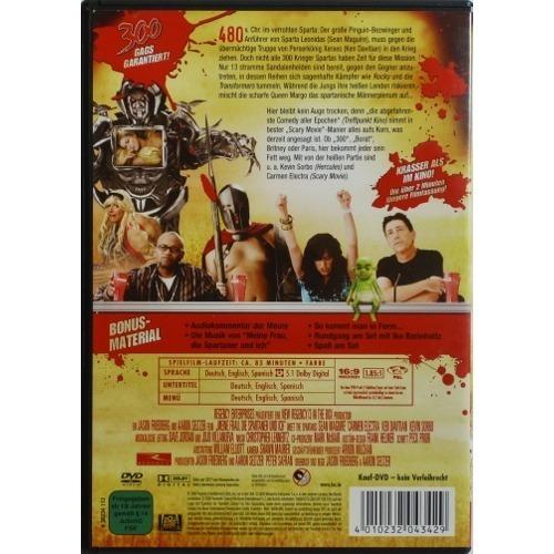 Carmen elektra bande dvd