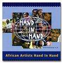 Various Artists African Artists Hand In Hand