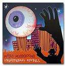 Mars Mushrooms transparent eyeball