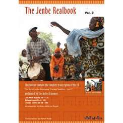 Drissa Kone, Jaraba Jakite The Jenbe Realbook Vol. 2 (english version)