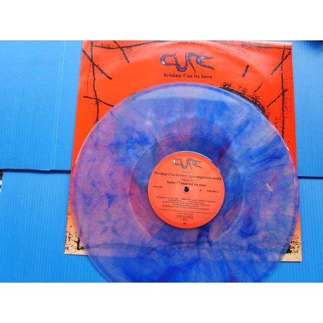 Friday I M In Love Ltd Marble Amp Coloured Vinyl By The