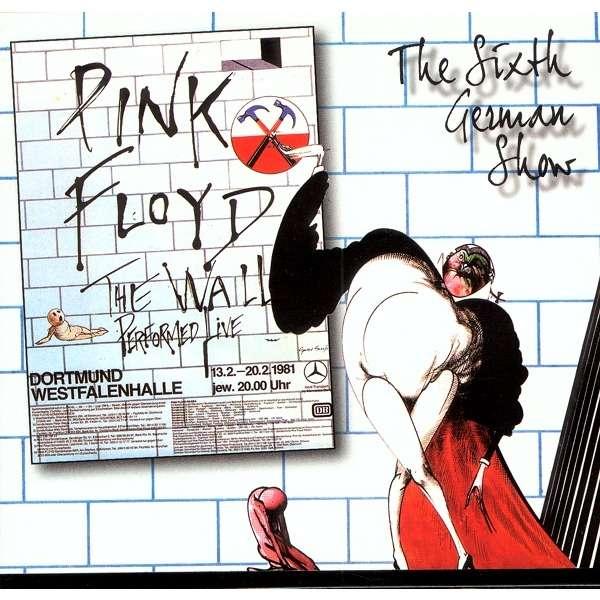 Pink Floyd the sixth german show
