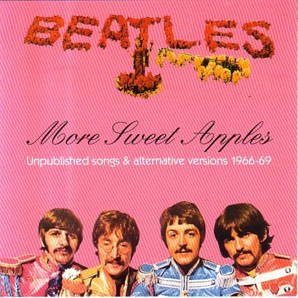 the beatles MORE SWEET APPLES 66-69