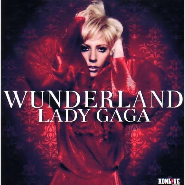 Wunderland By Lady Gaga Cd With Avefenixrecords Ref