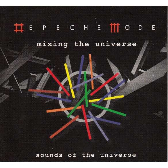 depeche mode Sounds Of The Universe-Mixing The Universe