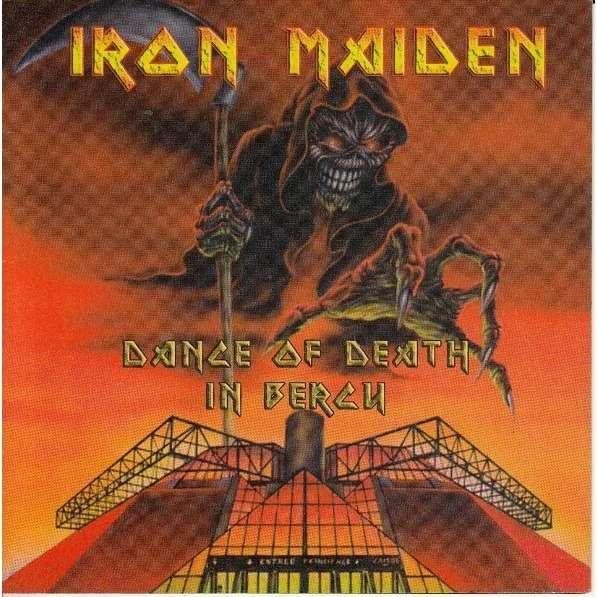 iron maiden dance of death in bercy