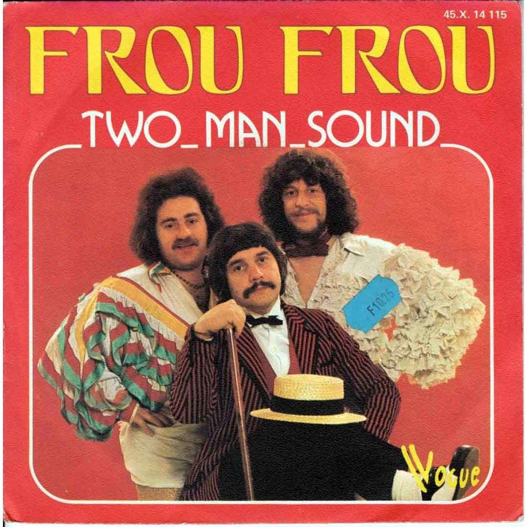 Two Man Sound Que Tal America Samba Samba