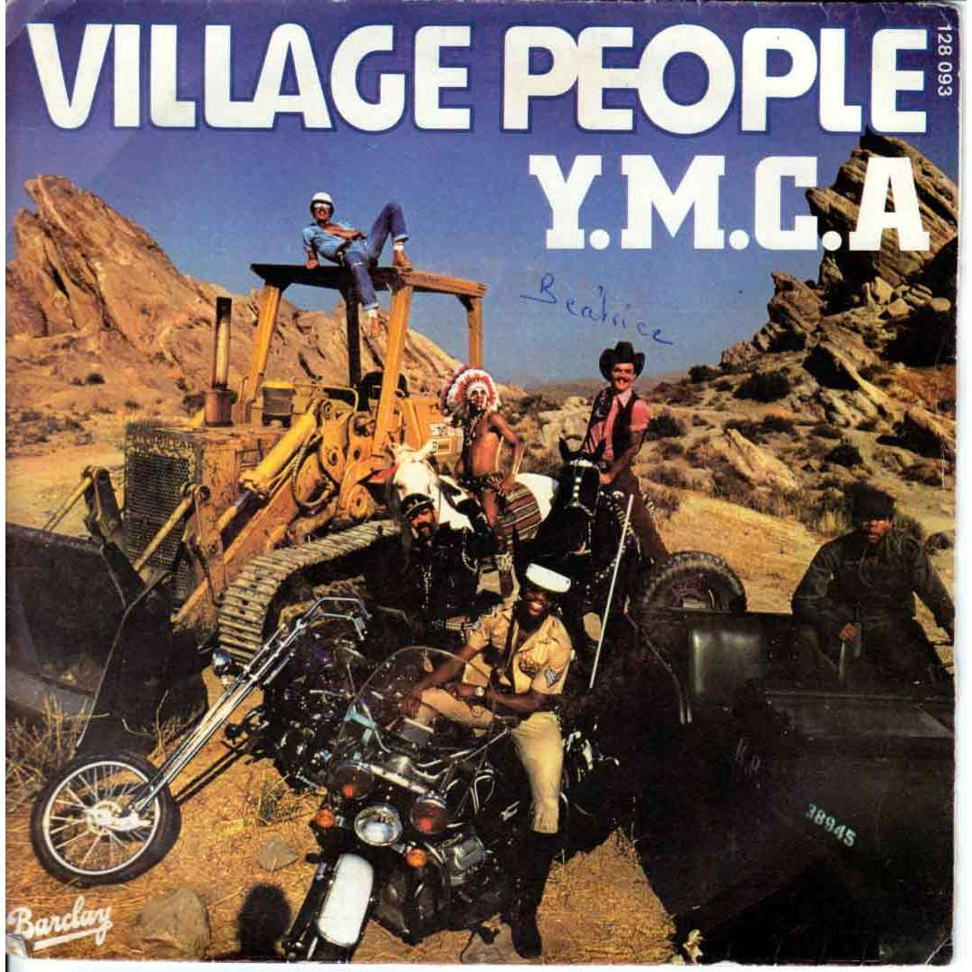Ymca The Women By Village People Sp With Beberem Ref