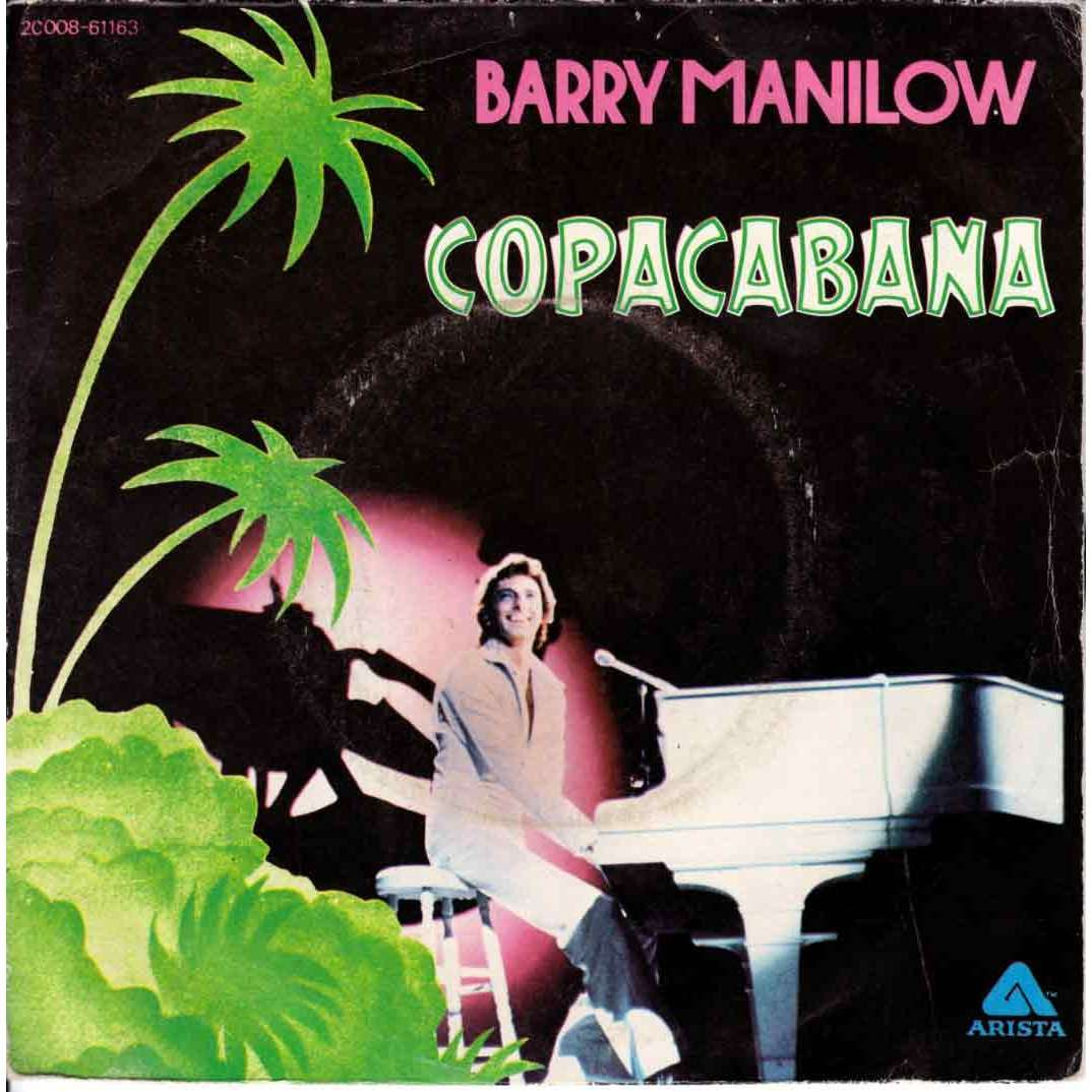 barry manilow copacabana /  a linda song