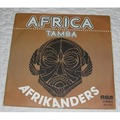 AFRIKANDERS - africa - 45T (SP 2 titres)