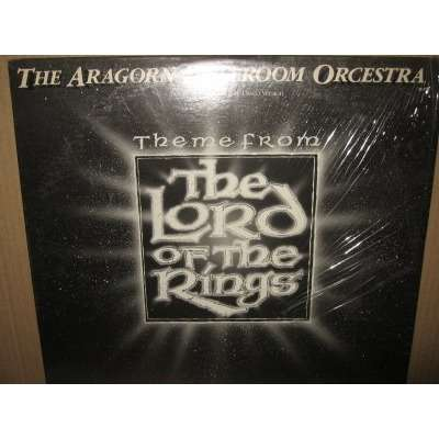 The Aragorn Ballroom Orcestra Theme From The Lord Of The Rings