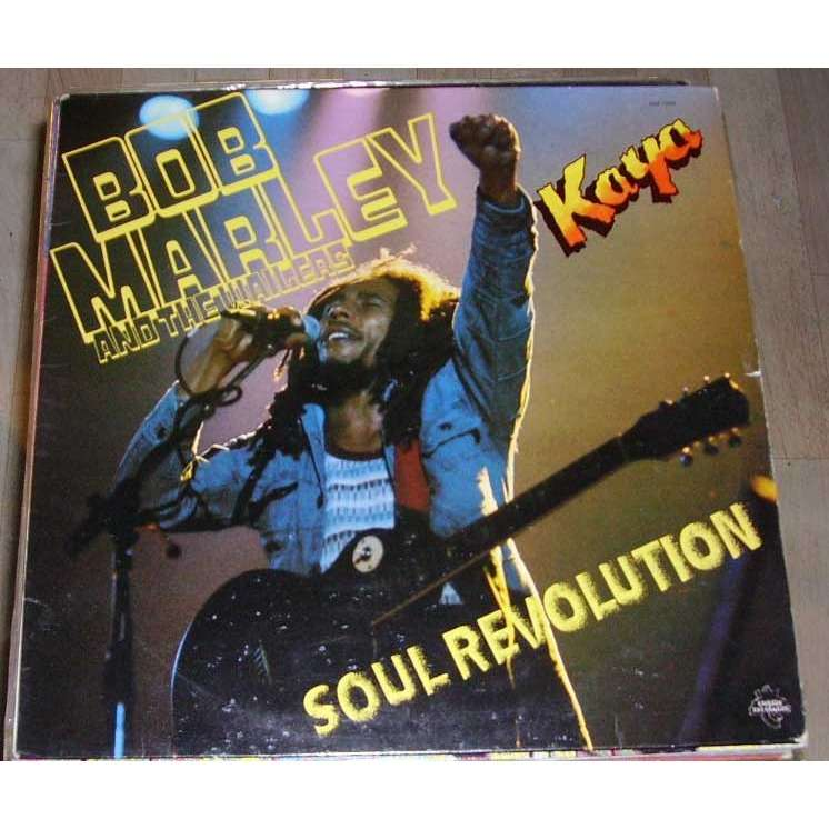 bob marley and the wailers soul revolution part 2 33t en