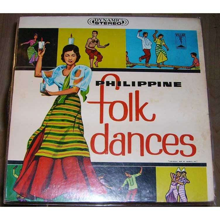 philippine folk dances