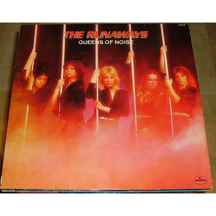 Queens Of Noise By The Runaways Lp With Blakcat Ref