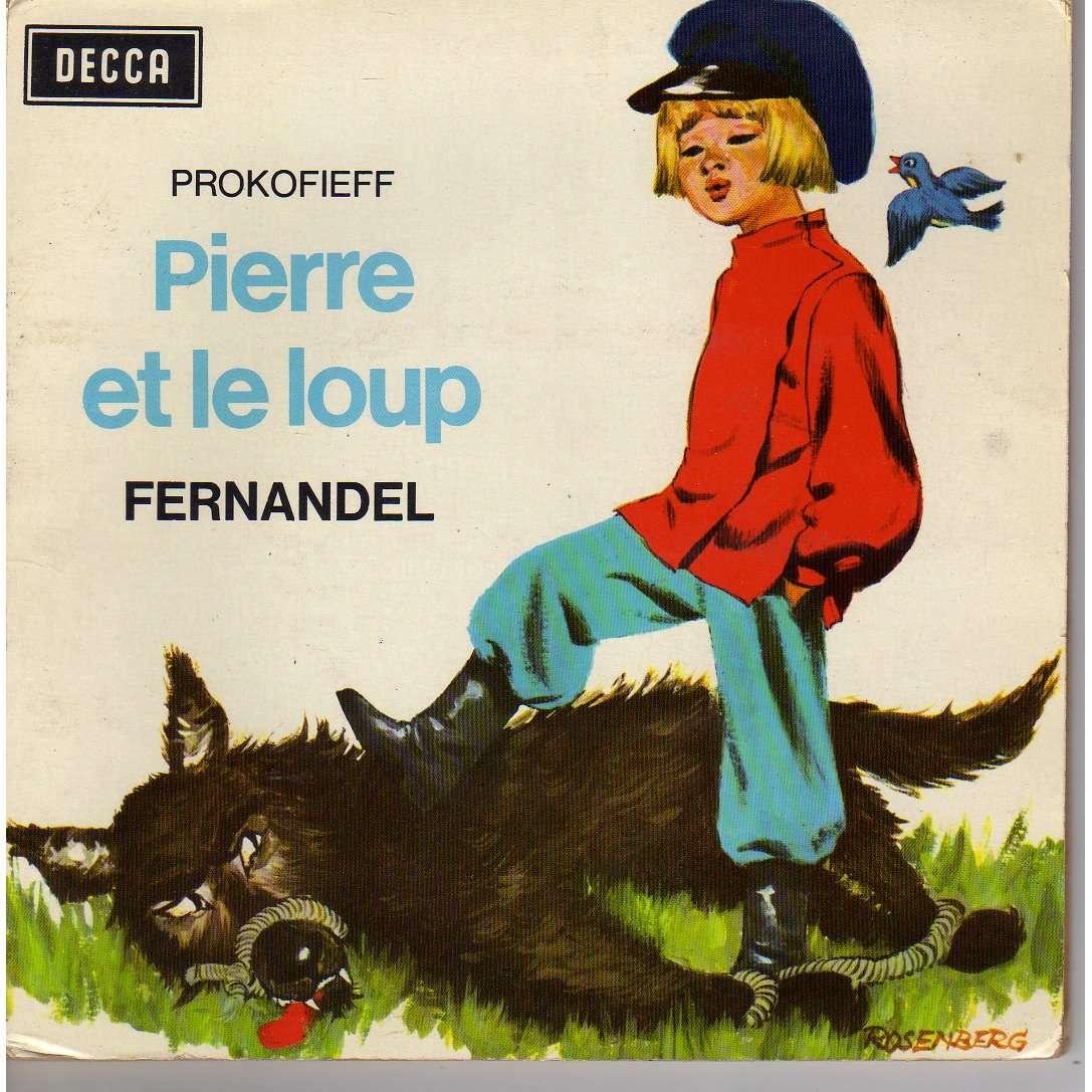 Pierre et le loup coloriage colorier les enfants - Coloriage mini loup et les pirates ...