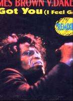 james brown v.dakeyne I got you (I feel good) REMIXES