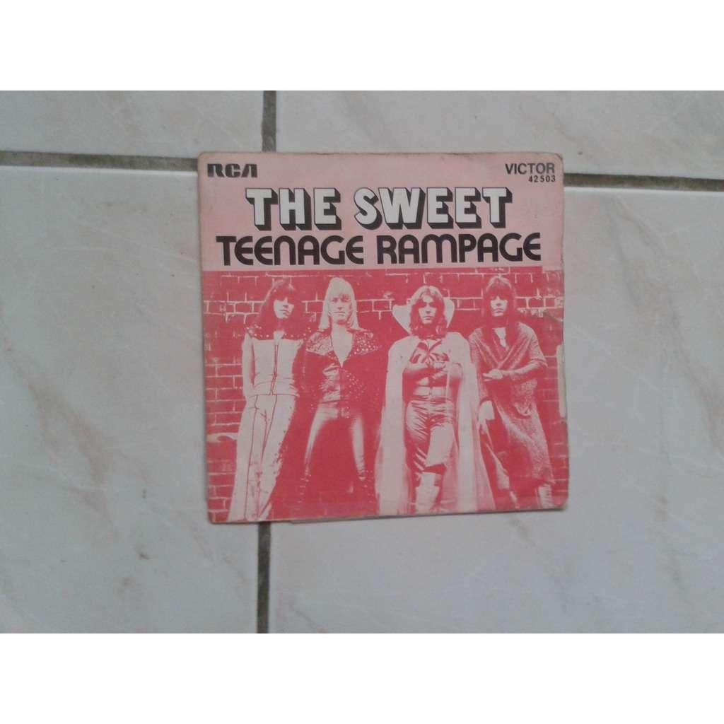 the sweet teenage rampage