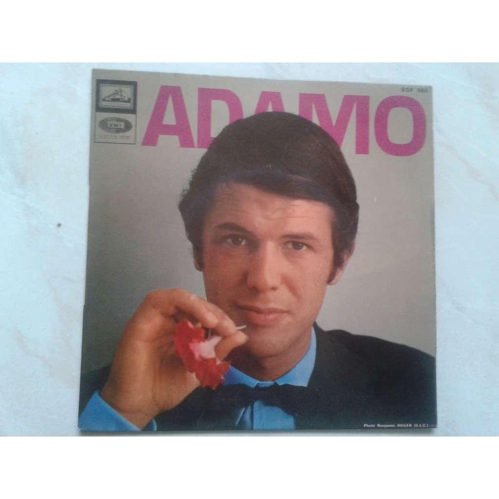 Adamo Le Néon - Dis Ma Muse