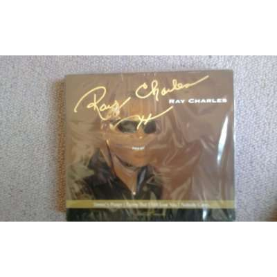 RAY CHARLES - sinner's prayer - CD