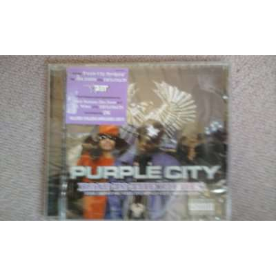 PURPLE CITY - road to the riches - CD