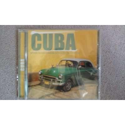 CUBA - cuba - CD