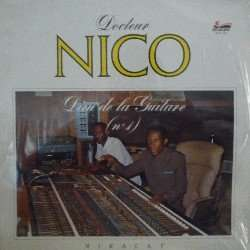 Docteur Nico Mikalay Dieu De La Guitare  1