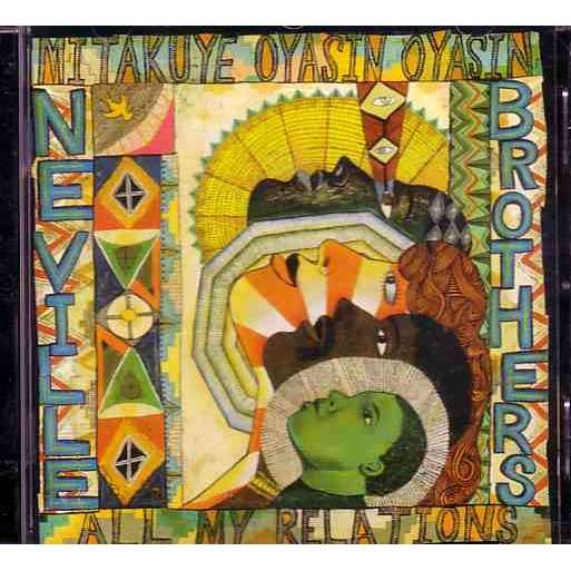 neville brothers  cds