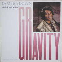 James BROWN Gravity (extended Dance Mix)
